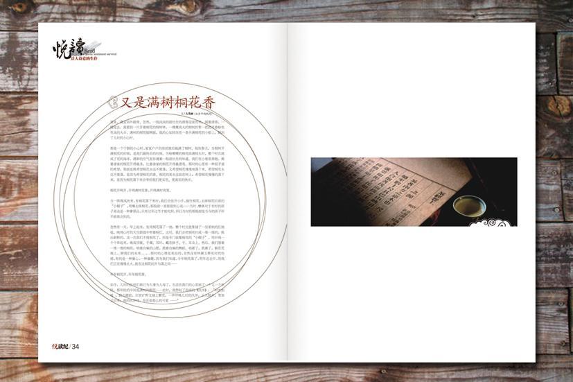 山西运城新元素品牌视觉设计公司:运城市地税局内刊设计展示