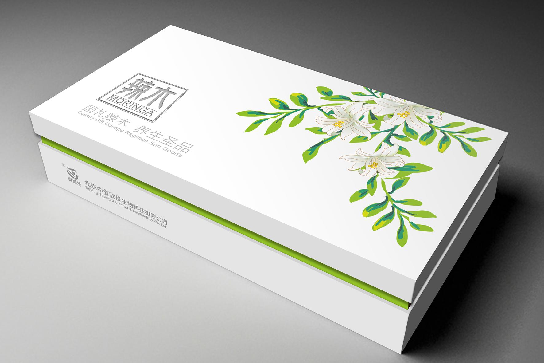 北京中复联投辣木礼品盒